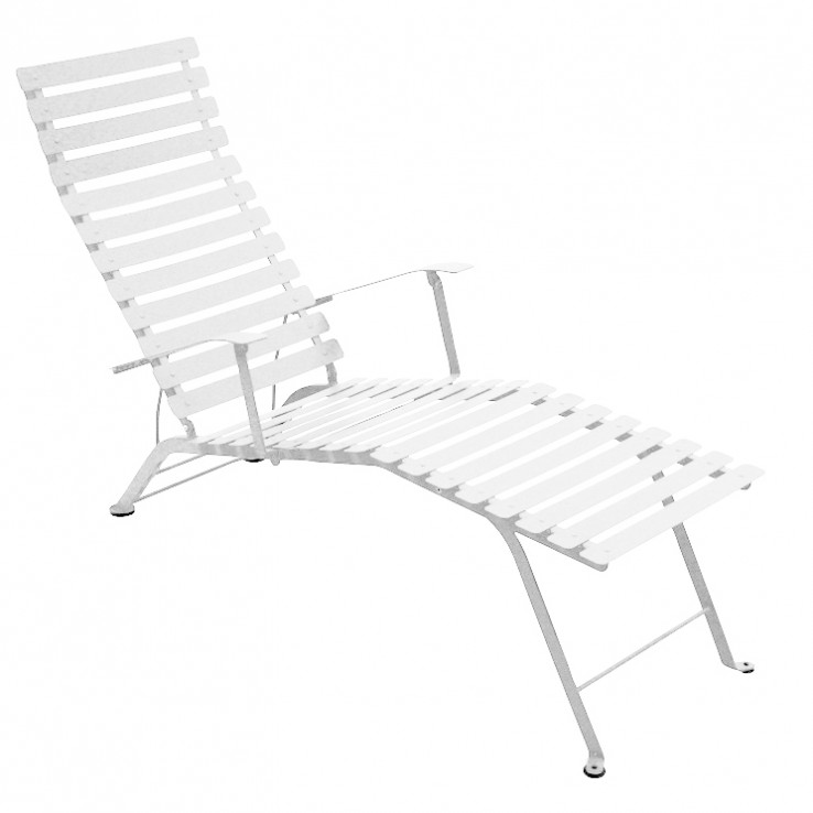 Chaise Longue Bistro Metal