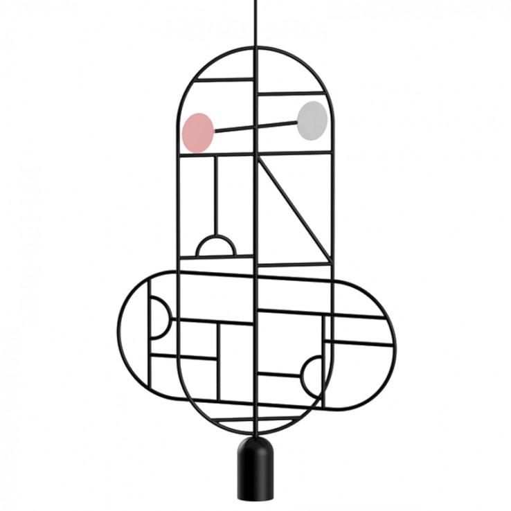 Lámpara LD10