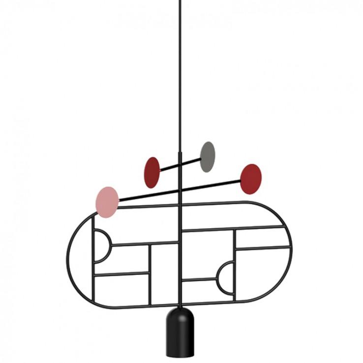 Lámpara LDS03