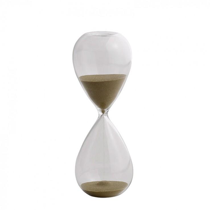 Reloj de Arena Time Dorado M ER