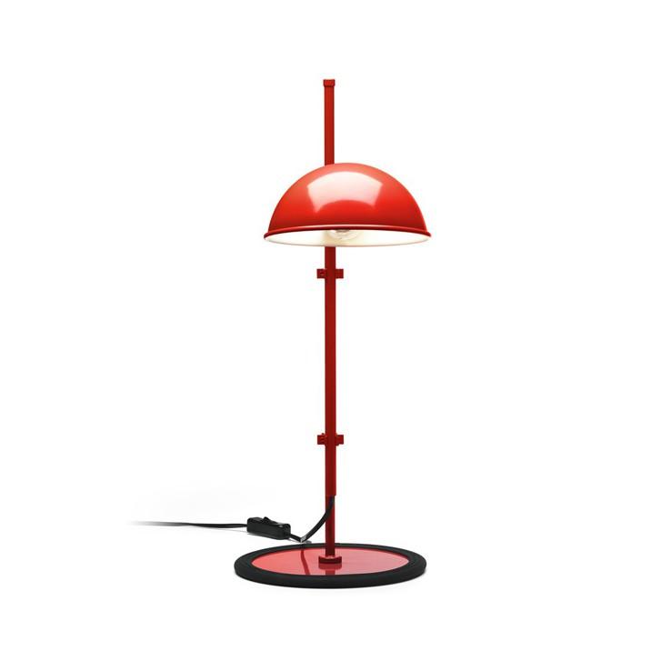 Lámpara Funiculí Table Rojo ER