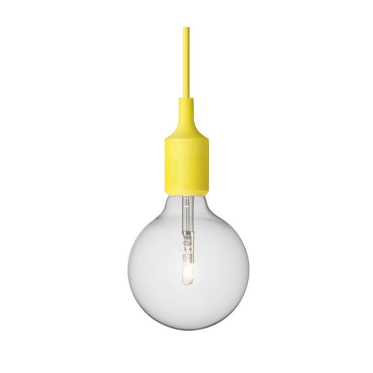 Lámpara E27 Amarillo Halógena ER