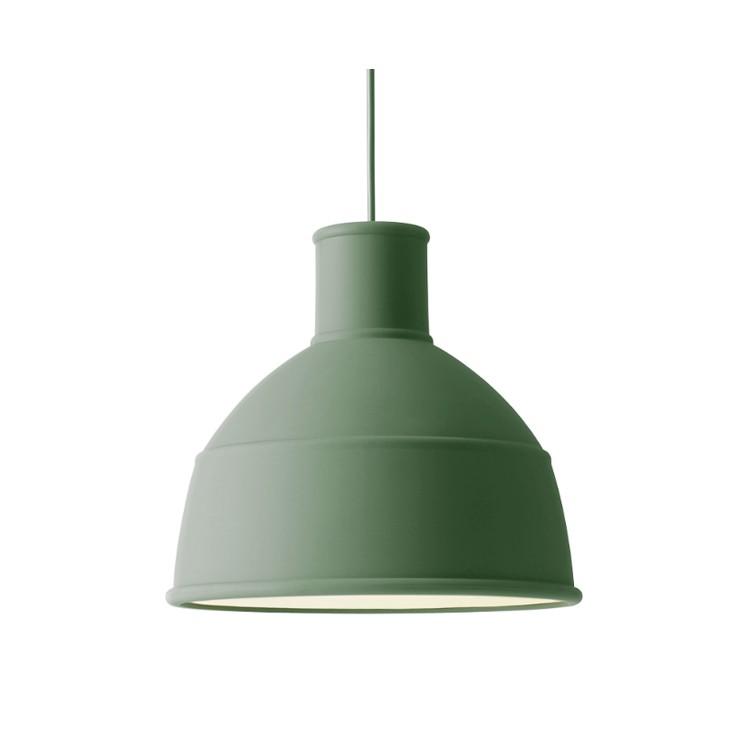 Lámpara Unfold Verde ER