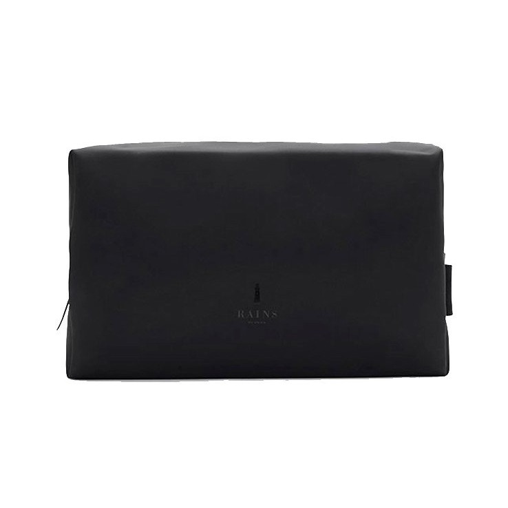 Neceser Wash Bag Large Black ER