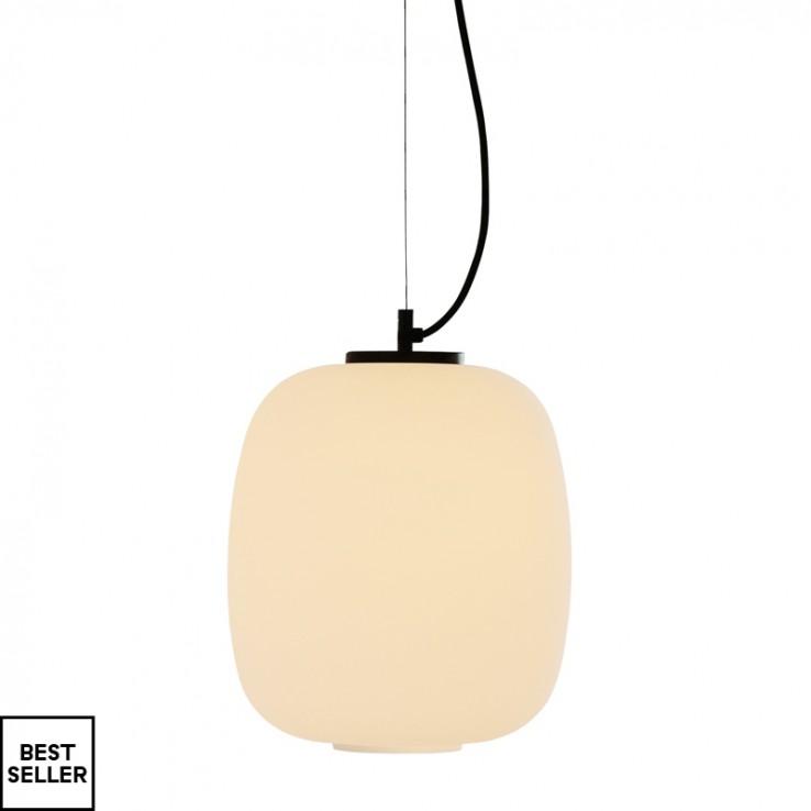 Lámpara Globo Cesta