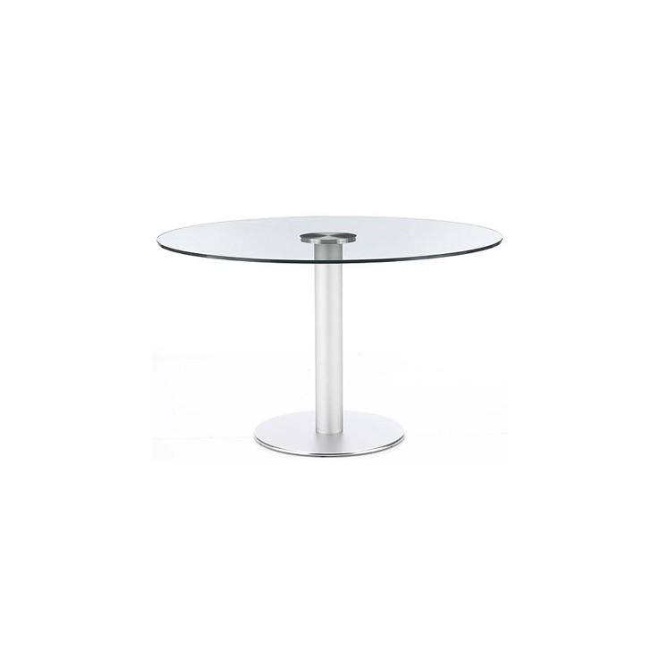 Mesa Zero Round Cristal
