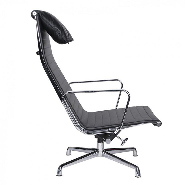 Sillón Aluminium Chair EA 124 Piel