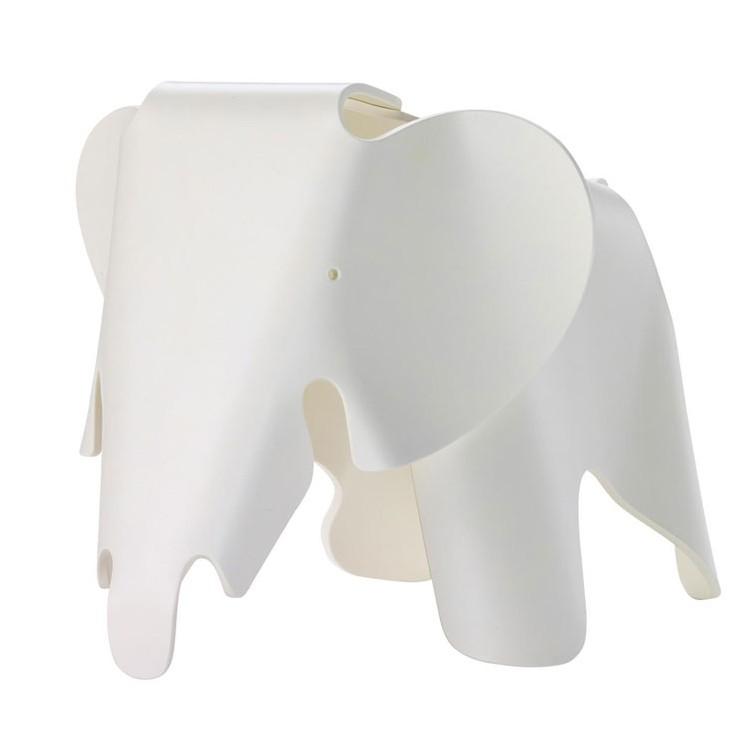 Eames Elephant Blanco ER