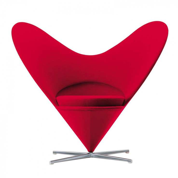 Sillón Heart Cone Chair
