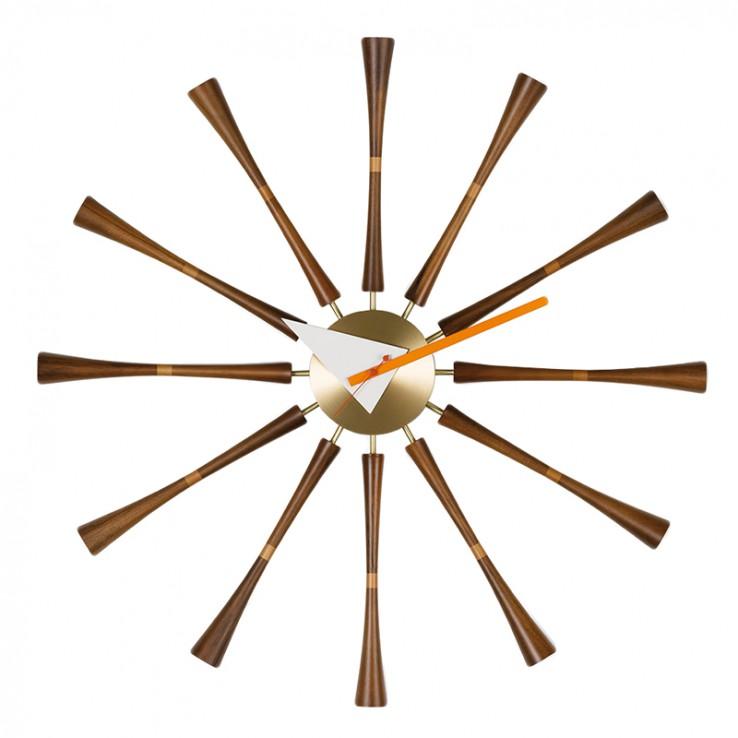 Reloj Spindle Clock ER