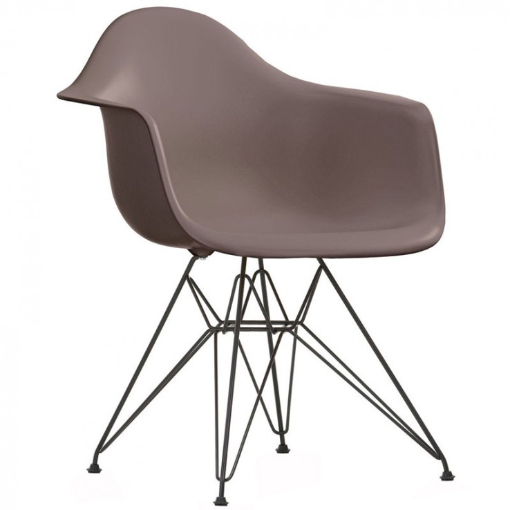 Silla Eames Plastic DAR Outdoor New