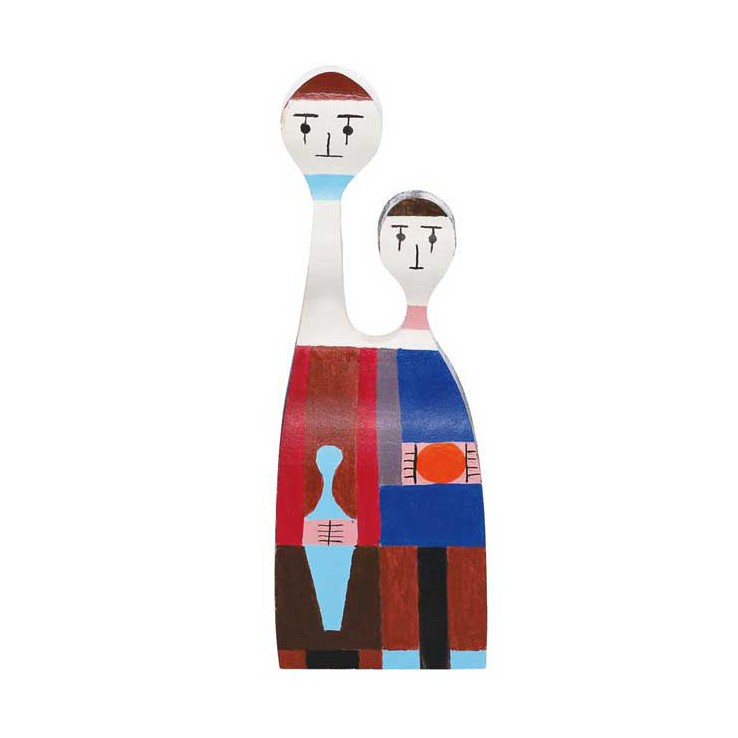 Wooden Doll No.11 ER