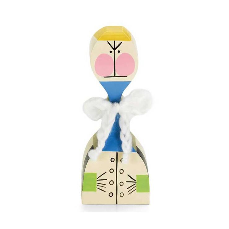 Wooden Doll No.21 ER