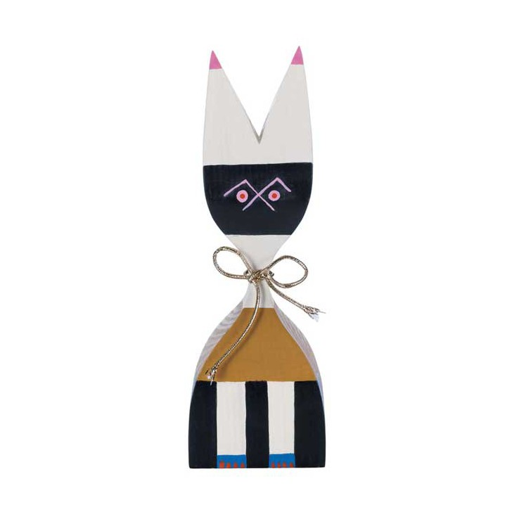Wooden Doll No.9 ER