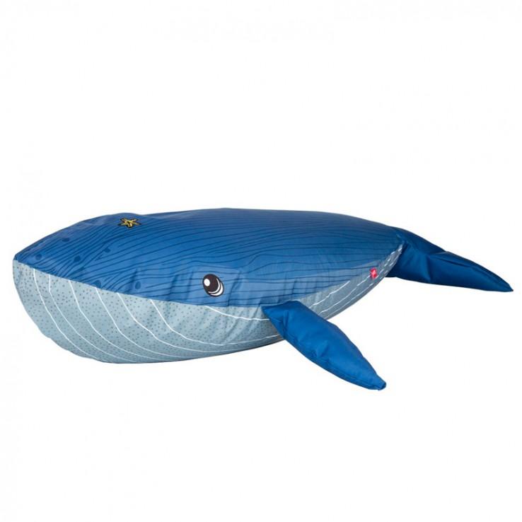 Pouf Whale
