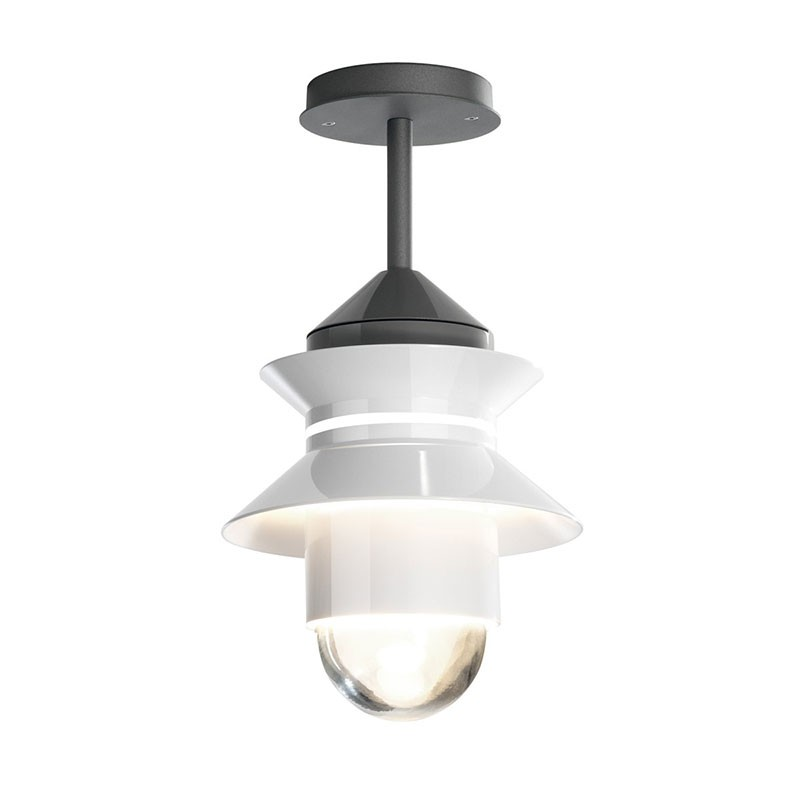 L mpara santorini ceiling l mparas de exterior iluminaci n for Lamparas de exterior
