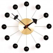 Reloj Ball Negro - Latón ER