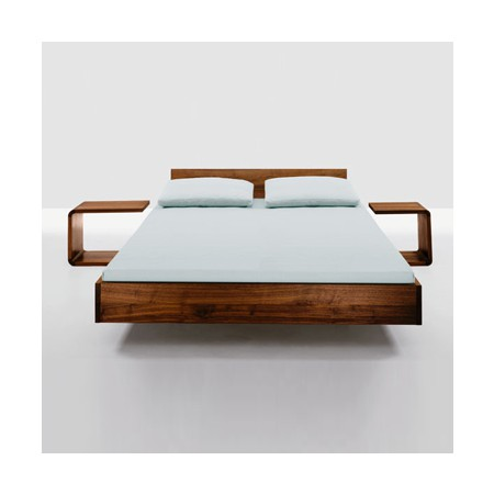 Cama Simple Hi 67 Nogal