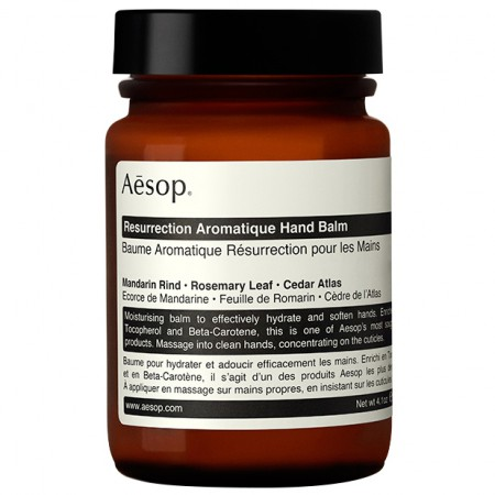 Bálsamo Aromático de Manos Resurrection 120ml ER