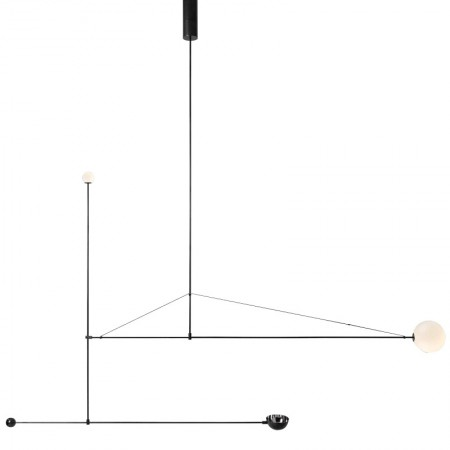 Lámpara Mobile Chandelier 1