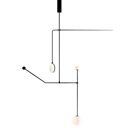 Lámpara Mobile Chandelier 6