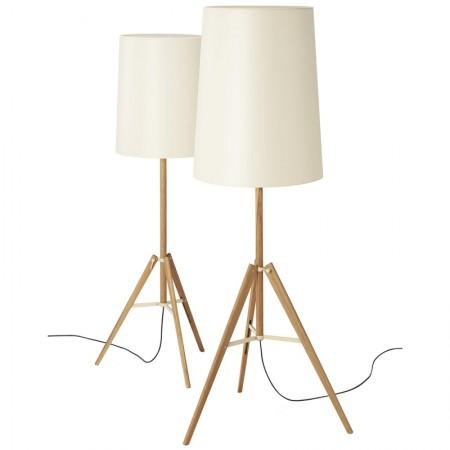 Lámpara Tripod