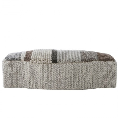 Pouf Mangas Campana MP3N Natural