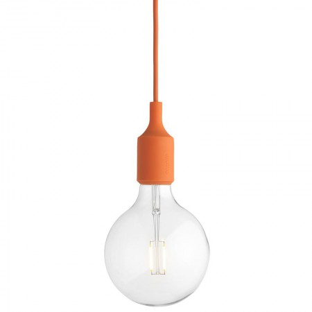 Lámpara E27 Naranja LED ER