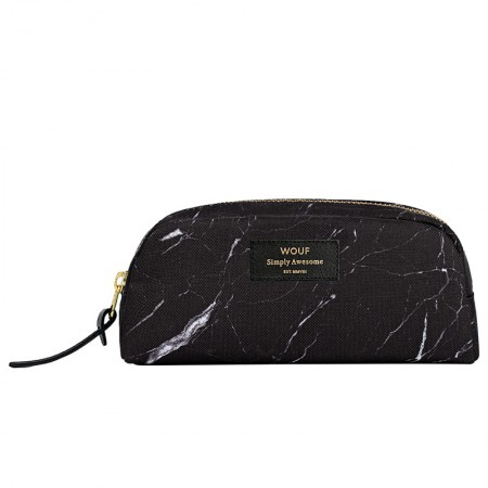 Neceser Black Marble Small ER