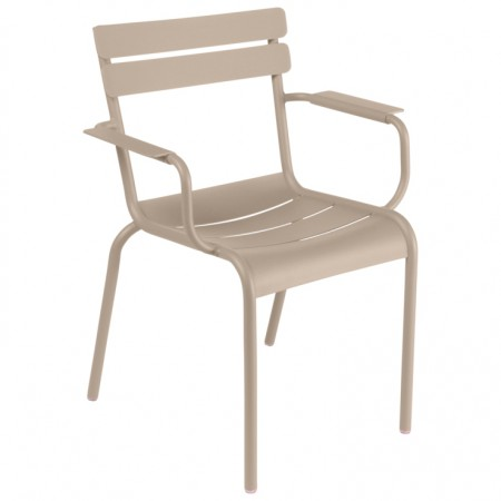 Silla Luxembourg Arms Nuez Moscada ER