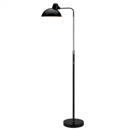 Lámpara Kaiser Floor Regulable Negro