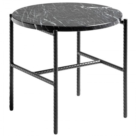 Mesa Rebar Side Table