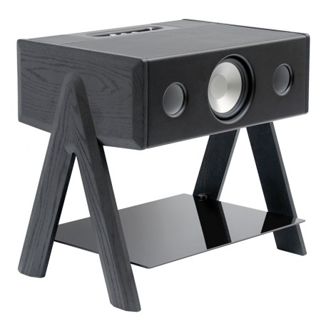 Cube LW Piel Negro