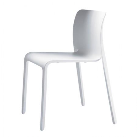 Silla First Blanco