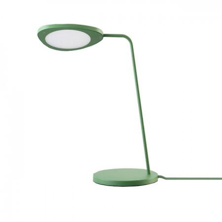 Lámpara Leaf Table Verde ER