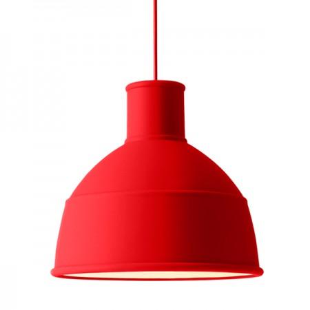 Lámpara Unfold Rojo Dusty ER