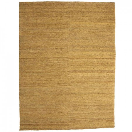 Alfombra Natural Earth Ocre