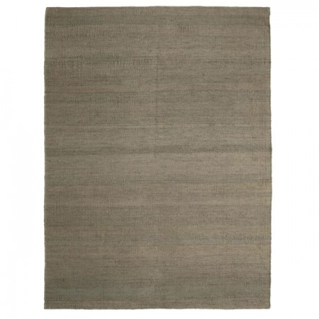 Alfombra Natural Vegetal Gris
