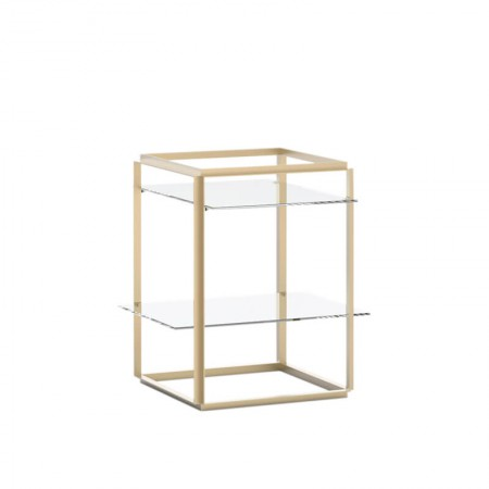 Mesa Auxiliar Florence Gold