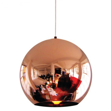 Lámpara Copper Shade