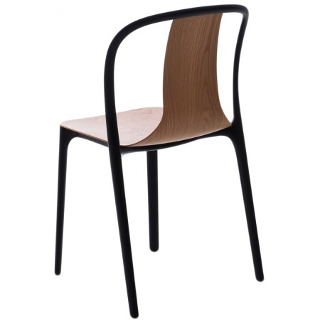 Silla Belleville Wood