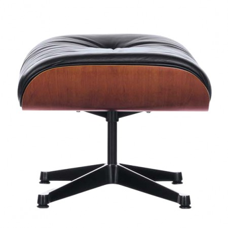 Ottoman Lounge Chair Negro
