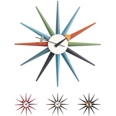 Reloj Sunburst