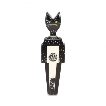 Wooden Doll Cat S ER