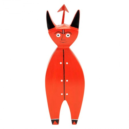 Wooden Doll Little Devil ER