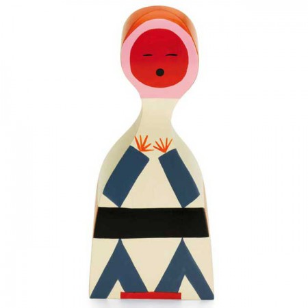 Wooden Doll No.18 ER