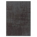 Alfombra Canevas Abstract Charcoal