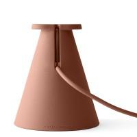 Bollard, una lámpara de silicona por Shane Schneck | More
