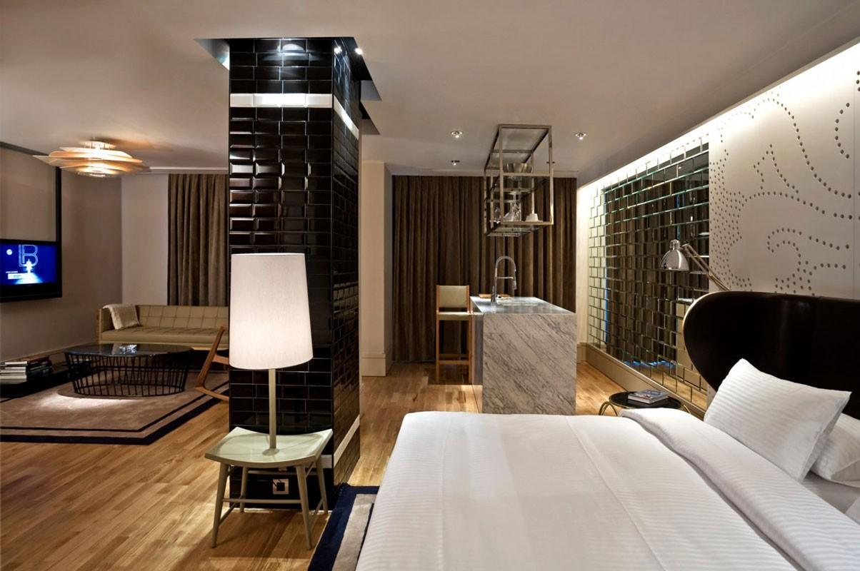 Cama suite 265 camas dormitorio mobiliario - Reposapies oficina carrefour ...