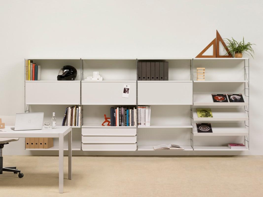 Estanter a tria 24 muebles tv almacenaje mobiliario - Muebles almacenaje exterior ...